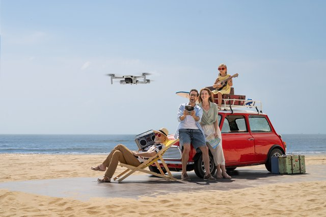 <p>The five best camera drones for 2021 </p>