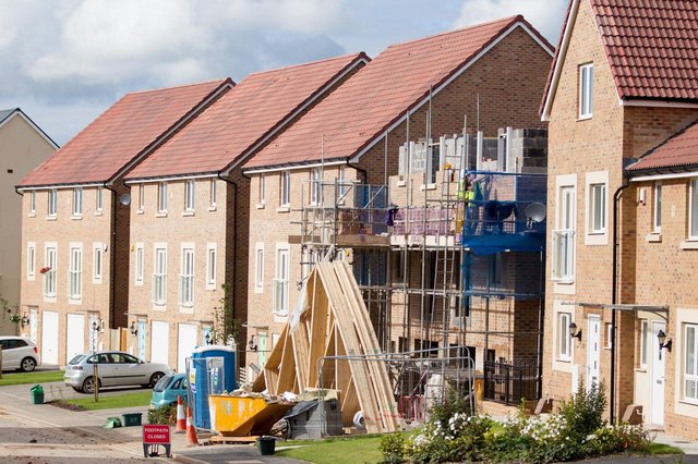 Ashfield has continued to build affordable housing, despite the pandemic. Photo: Matt Cardy/Getty Images