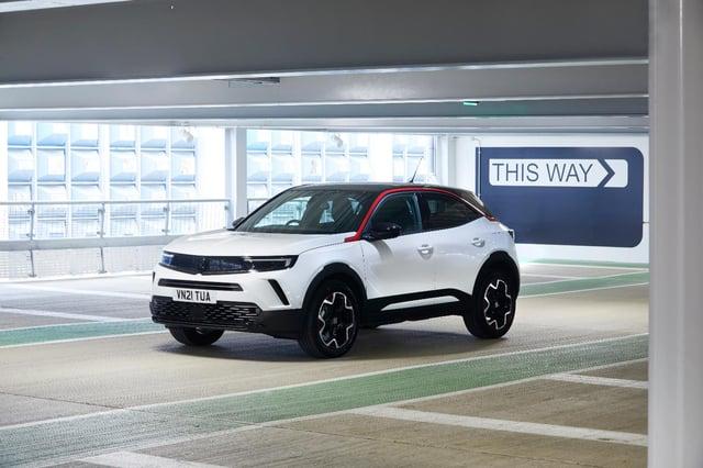 2021 Vauxhall Mokka