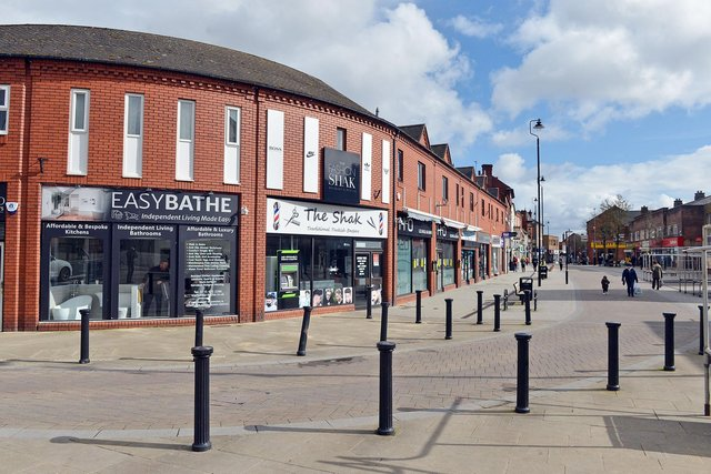 What do you think would help improve Hucknall town centre?