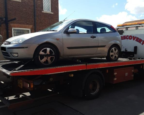 The council has the power to clamp or tow away untaxed car