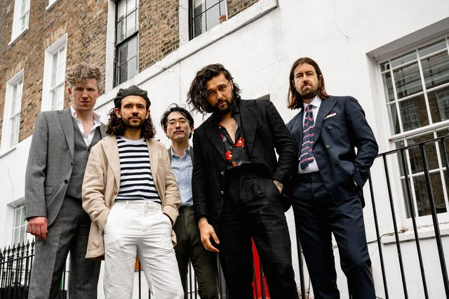 Check out Gang Of Youths in Nottingham in September (Photo credit: amyh)