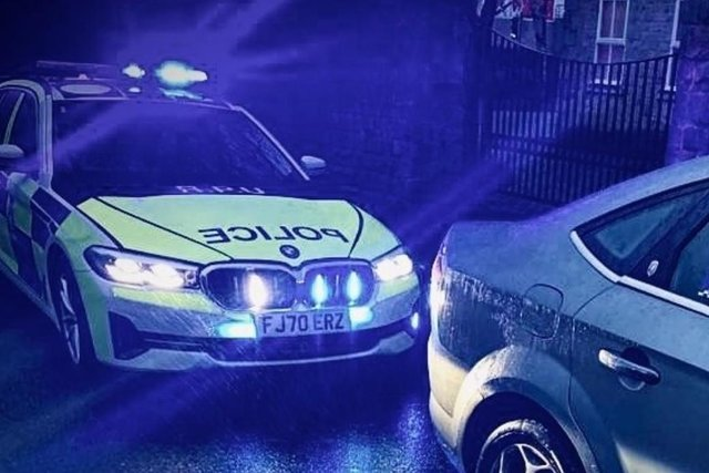 Police have arrested a man on suspicion of robbery and theft in Hucknall
