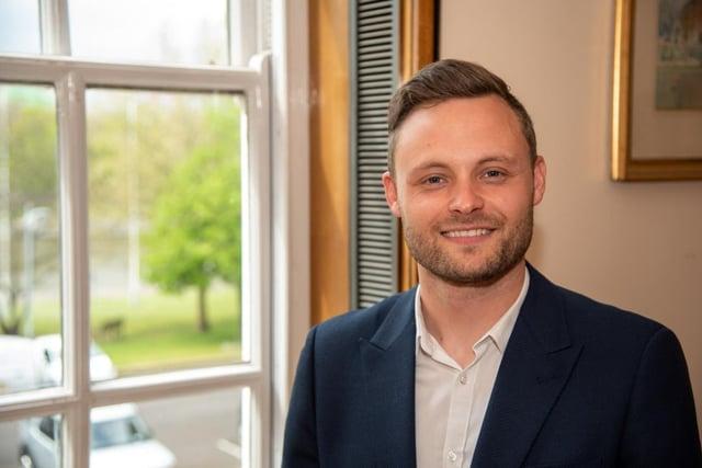 New Nottinghamshire County Council leader Ben Bradley