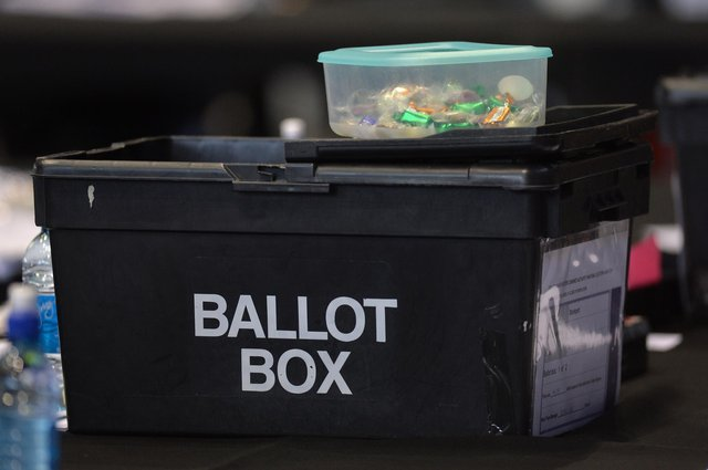 Voters in some parts of Nottinghamshire could end up with a different MP  (Photo by Anthony Devlin/Getty Images)