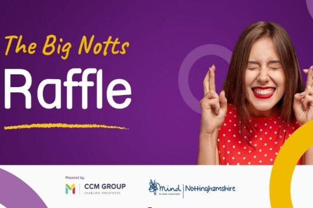 Tickets are on sale now for The Big Notts Raffle