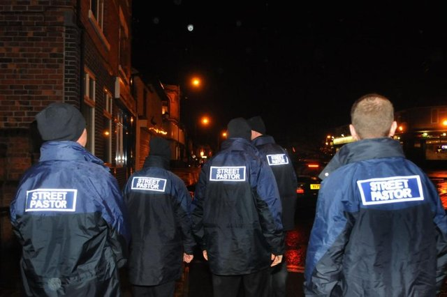 Hucknall street pastors are finishing after 10 years in the town