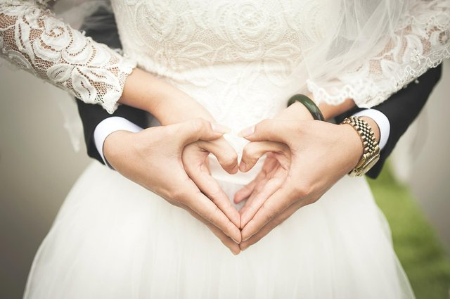 Couples have 90 days to say 'I do'