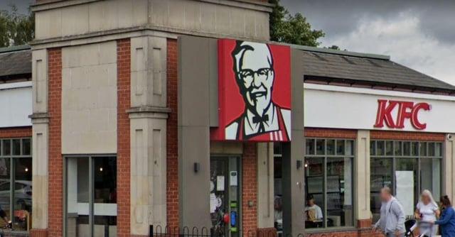 KFC already has a drive-thru in Bulwell - will Hucknall soon be getting one too? Photo: Google Earth