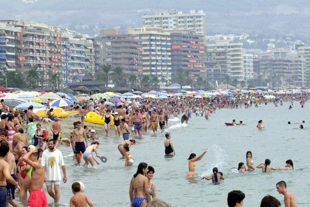 The Foreign Office has advised against travel to large parts of Spain.