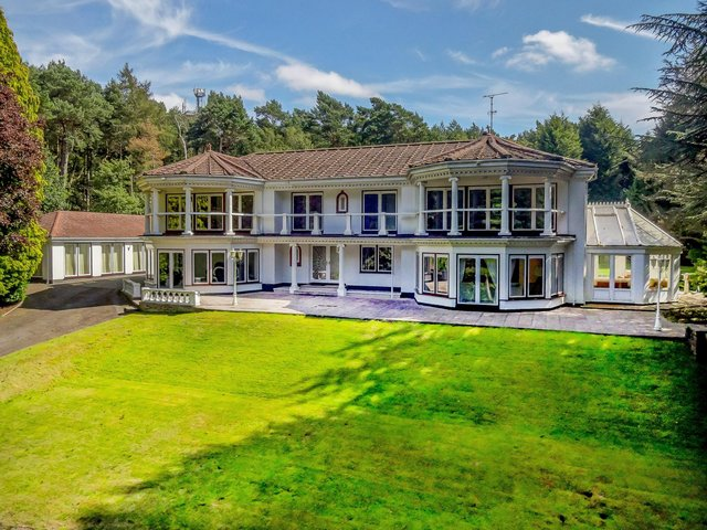 This stunning property is on the market now for £1.75 million. Photo: Savills