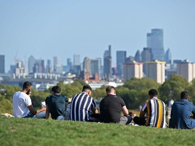 From March 29, up to six people or two households will be allowed to gather in parks and private gardens.