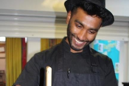 Kumar Murugan is in the running for the LACA Chef of the Year title