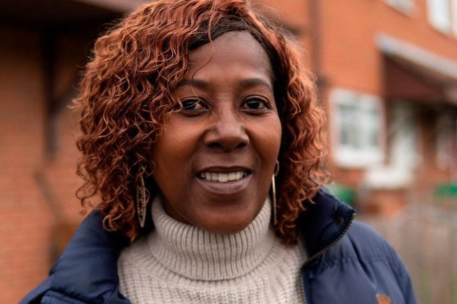 Maria Shakespeare has been made an OBE for her voluntary work
