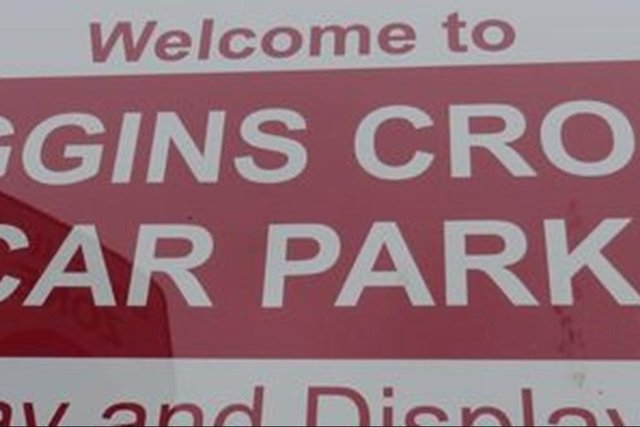 Two hours free parking in town centres