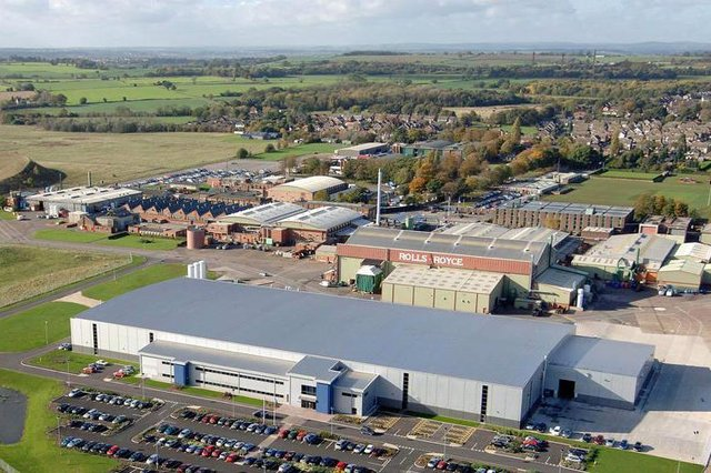 The Hucknall Rolls-Royce site has been sold to ITP Aero - which is itself up for sale