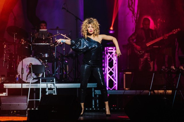 What's Love Got To Do With It has been rescheduled at Nottingham's Royal Concert Hall (Photo credit: Cuffe and Taylor)