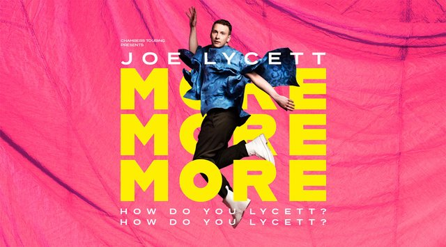 See comedian and presenter Joe Lycett on his latest tour when it comes to venues in Nottingham and Sheffield.