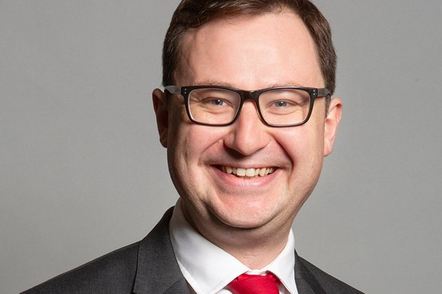Alex Norris, MP for Bulwell