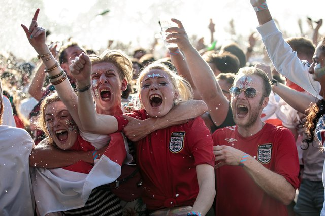 How are you getting in the Euros mood? Photo: Jack Taylor/Getty Images
