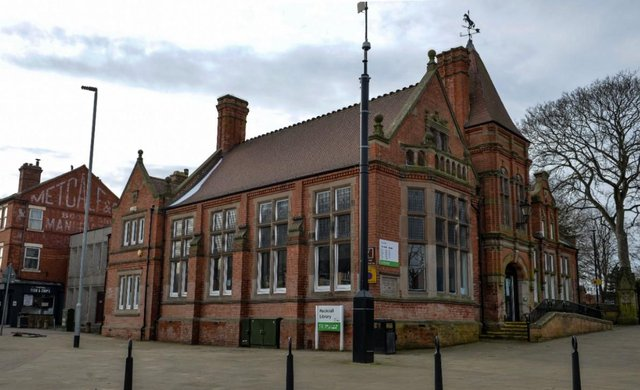 Hucknall Library received more than £30,000 from Inspire in Government support