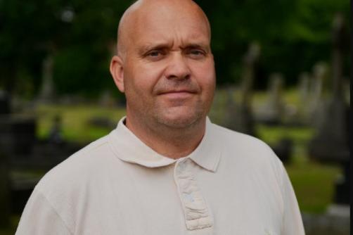 Coun Kier Barsby says volunteers in Ashfield do a fantastic job