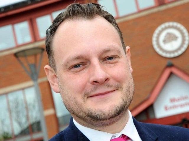 Councillor Jason Zadrozny