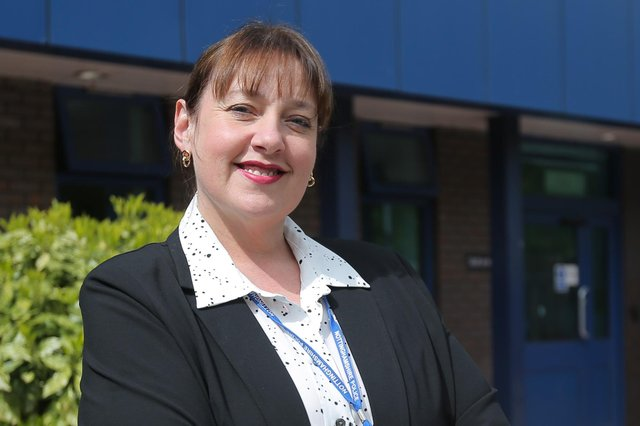 Nottinghamshire PCC Caroline Henry