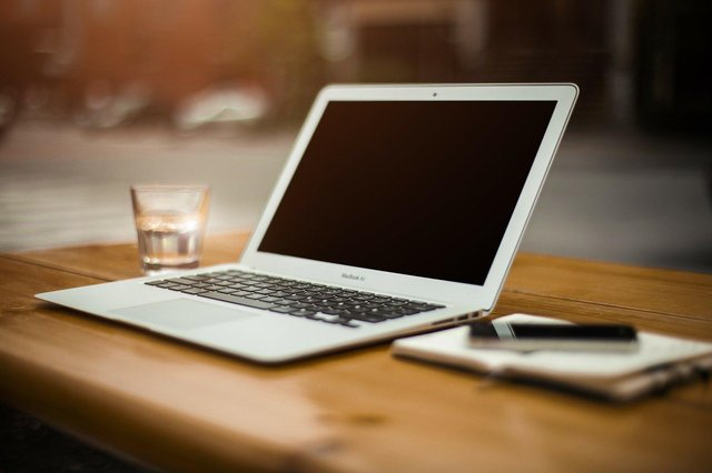 Ten laptops have been donated to Nottingham City Homes by Nottingham Trent University