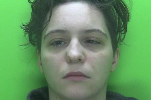 Katie Crowder has been sentenced to a minimum of 21 years for murdering her 19-month-old daughter Gracie
