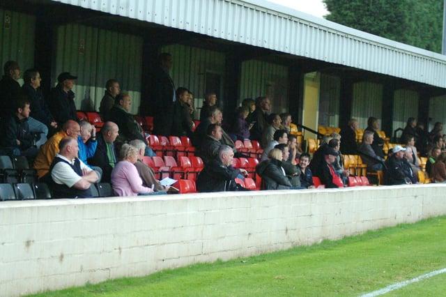 Fans set to return to Watnall Road.