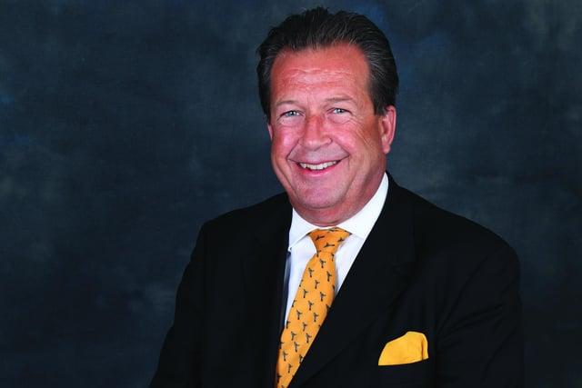 Nigel Lymn Rose, chairman of AW Lymn