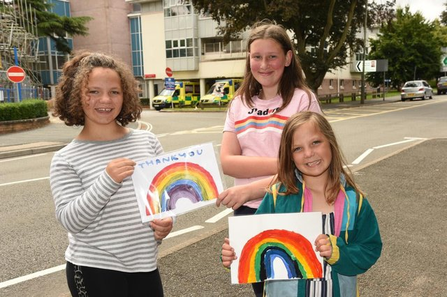 Pupils are invited to design a road safety banner.