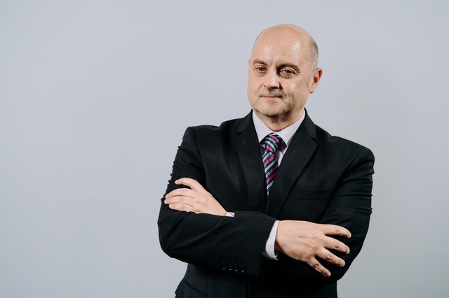 Scott Knowles, East Midlands Chamber chief executive. Photo: Mark Averill