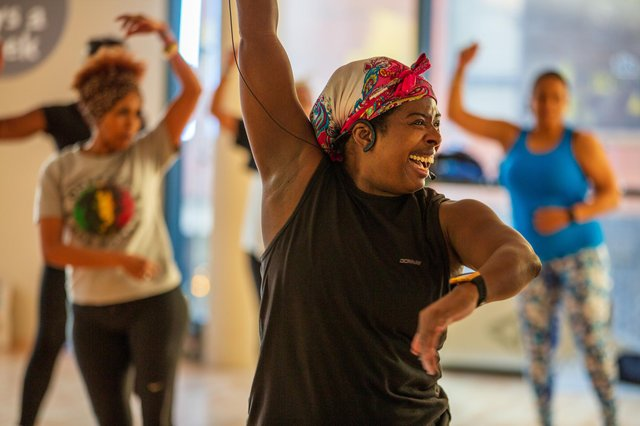 Group exercise classes are relaunching in Ashfield's leisure centres.