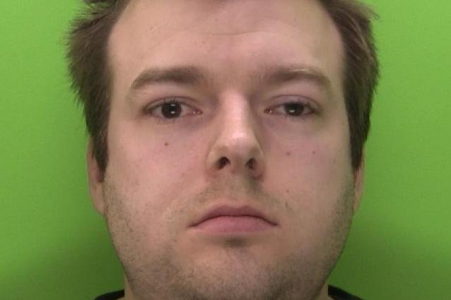 Roger Ashcroft, 35, targeted the girl on multiple occasions.