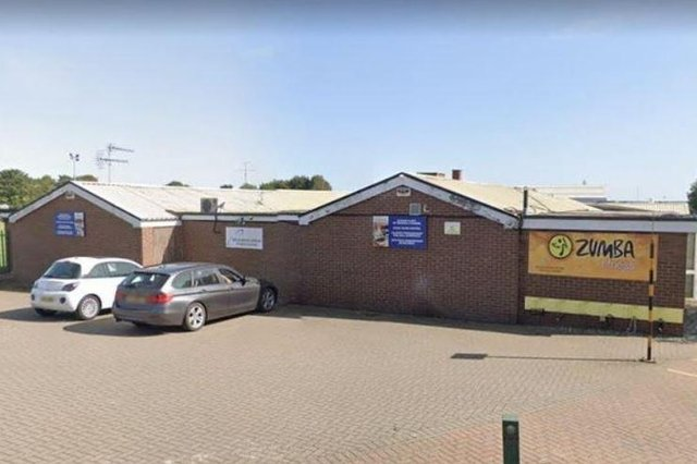 Rolls Royce Leisure in Hucknall will be open for walk-in Covid jabs this weekend. Photo: Google
