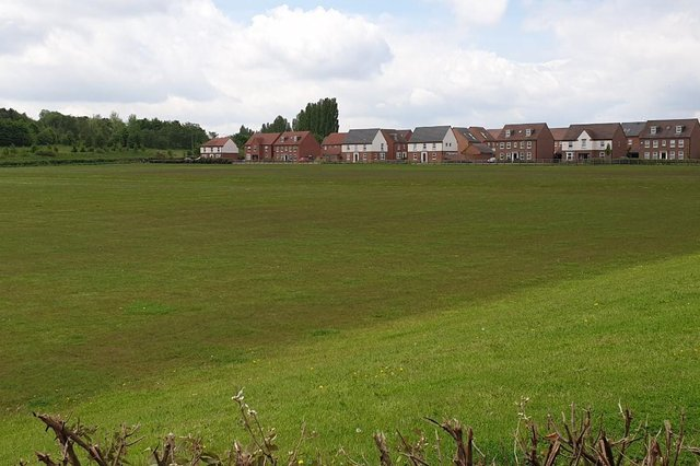 The new 3G pitch would be located on the Kenbrook Road playing fields