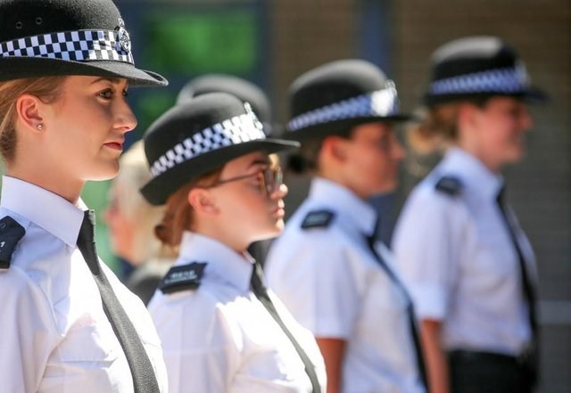 Nottinghamshire Police reaches highest number of officers in a decade