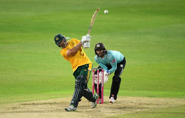 Dan Christian will miss the Notts Outlaws' group games. (Photo by Alex Davidson/Getty Images)