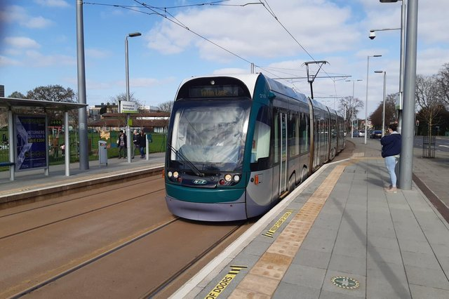 NET wants people to get back to using the tram network now lockdown restrictions have eased more