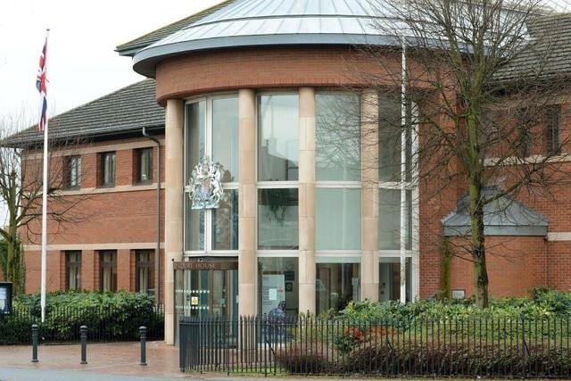 The case was heard at Mansfield Magistrates' Court