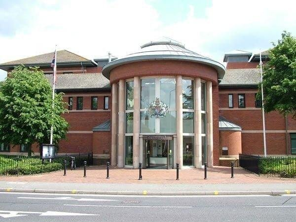 The men will appear at Mansfield Magistrates' Court.