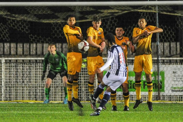 Basford's brilliant FA Youth Cup run ended with defeat at home to West Brom.