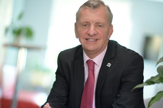 John Newcomb, BMF chief executive