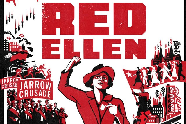 See Red Ellen being performed at Nottingham Playhouse next year