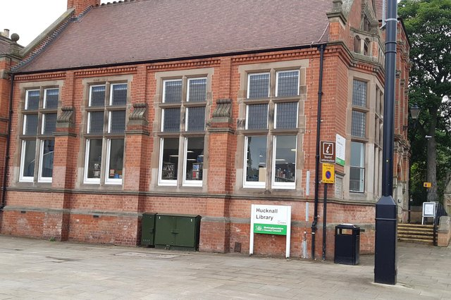 Councillors are suggesting using Hucknall Library as a drop-in centre for the police