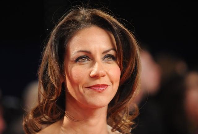 Television presenter Julia Bradbury. (Photo by Stuart Wilson/Getty Images)