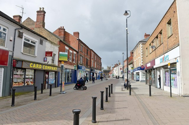 Part of Hucknall has been declared almost Covid free