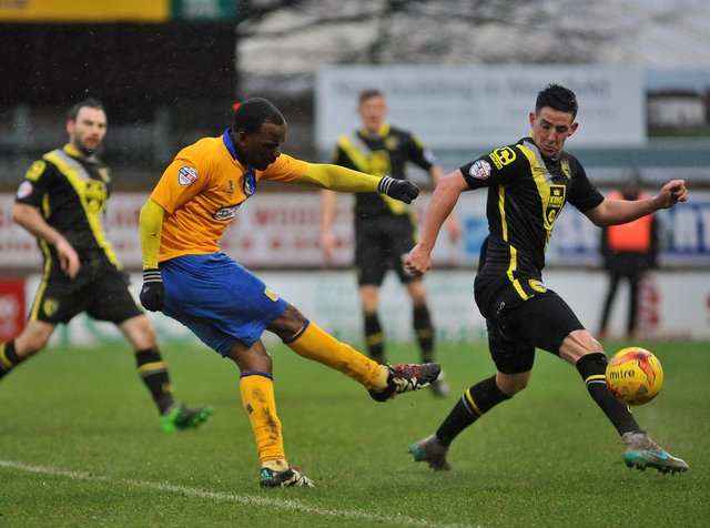 Craig Westcarr brings a wealth of EFL experience to Hucknall Town.